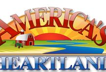 America's Heartland / This nationally-distributed television program is the most prominent offering of positive stories about American agriculture weekly on air, and daily online. America's Heartland has given hundreds of farm and ranch families across all 50 states the opportunity – in their own words – to share the diverse story of agriculture with consumers.