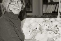 Wildlife art: Rosemary Millette