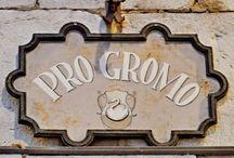 Gromo - Italy / un piccolo borgo antico, un gioiello della Val Seriana, in provincia di Bergamo