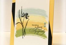 "stamp set ""Love and Sympathy"""