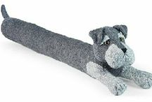 Dog Design Draught Excluders By Dora Designs / A great selection of dog and puppy themed draught excluders for dog lovers everywhere. A useful and energy saving product and makes a great present or gift.