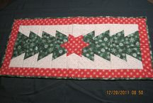 Quilt ~ Runners Holiday