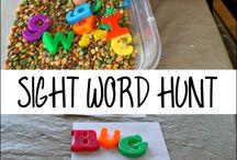 Word Games/Activities