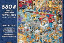 Ceaco Jigsaw Puzzles