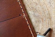 Leather Work / Stitching