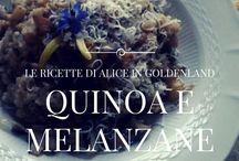 ricette di Alice in Goldenland