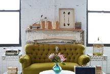 Living Spaces / Living rooms that inspire.
