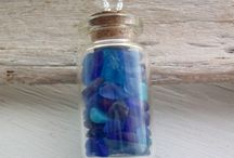 craft: sea glass