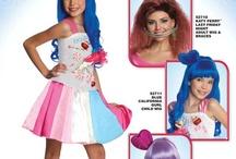 Carlee's Halloween costume