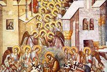 CHURCHES  on Αugust / ΠΑΝΑΓΙΑ  VIRGIN MARY