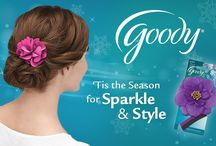 'Tis the Season for Style / The Goody holiday collection adds festive flair to your hair!