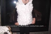 Plays: Duncan the musical / Sheep costume