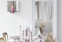 Tablescapes and Mantels / by Centsational Girl
