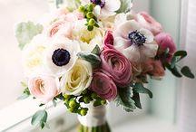 Wedding flowers / by Martha Gannon