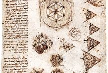 Da Vinci - sketches