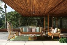 ♣ Outdoor Spaces