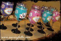 Las Vegas Wine Glasses & More