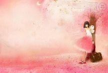 Illustration / #cute  / by Nany Naiveneedle