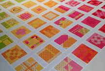 City sampler quilt / by Catherine Gagnon