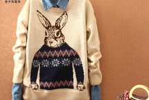animal inspired clothing / What kind of cute animal faces I can put on my clothing