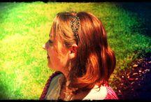 Accessoires Cheveux / Parce que ma tête aime être en fête