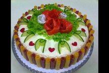 tortas salgadas