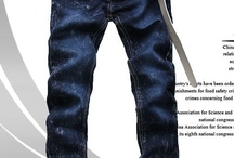 Men Jeans/Denims / by eFox City