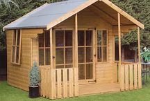 Garden Summer Houses / Garden Summer Houses - A summer house is a place to relax and to enjoy your garden. We have a variety of different styles and sizes of summer houses to view