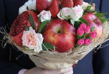 Букеты из фруктов!!!