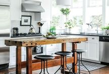 Keuken en woonkamer 2017