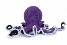 Hooking--animals & toys / Crochet animals