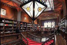 librerias- bibliotecas-libros...