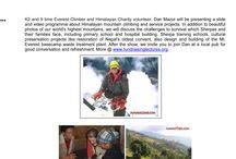 Bristol Sherpa Everest Show: 3 March - 7.30pm: Dan Mazur FRGS / Bristol Sherpa Everest Show: 3 March - 7.30pm: Dan Mazur FRGS