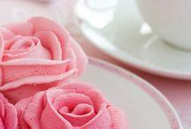 cupcakes, weddingcakes...