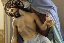 Madonna and Son, Jesus.