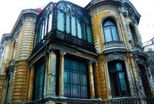 Bucharest's architecture