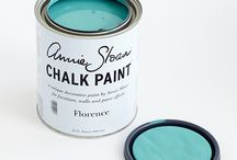 Florence Chalk Paint® decorative paint by Annie Sloan