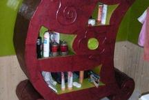 Crafts: Cool Cardboard Furniture