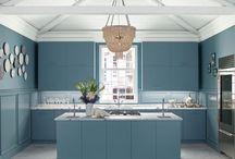 Kitchen Paint Colors / by Kelly-Ann Krawchuk