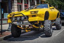Big Wheels / Big Wheels Monster Trucks, Hybrids, Donks, etc.
