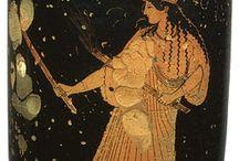 Greek costume VII - IV BC
