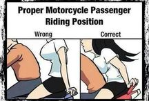riding position