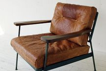 Looking for that ultimate armchair / My wife buys me one. So she can have the entire couch.