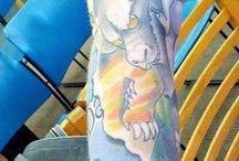 Librarian Tattoos