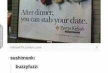 Dark Humour