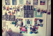 room decor / by Nicole Roberts