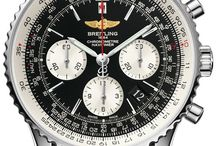 "Breitling Watches / Breitling Watches – ""Instruments for Professionals"".  Breitling Watches epitomize luxury and quality. Designing and producing their own specialist Breitling watch chronograph movement, Breitling watches are renowned for high performance and precision. Exclusive collections include; Brietling Avenger, Breitling Navitimer and Breitling Superocean watches. These and many more are available to view at http://www.jurawatches.co.uk/collections/breitling-watches."