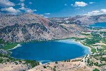 Wandern / Wanderrouten auf Kreta