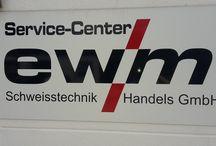 EWM Ulm Schweißtechnik Schweißzubehör Schweißerbedarf / EWM Ulm Schweißtechnik Schweißzubehör Schweißerbedarf