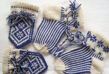 Kudotut sukat